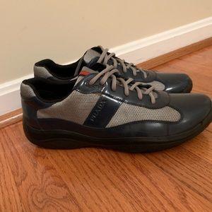 Prada Men's Sneakers - Size 10/ EU Size 9.5